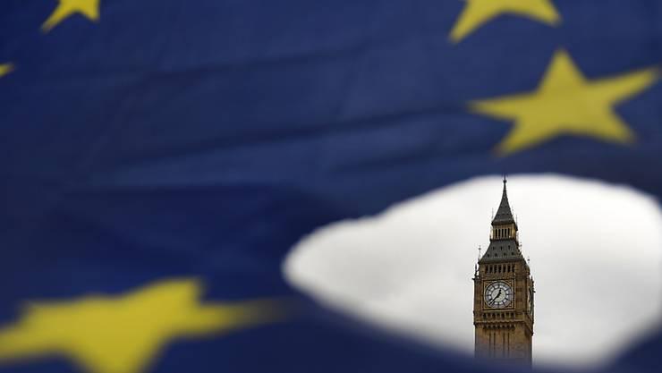 Die britische Regierung hat am Donnerstag ihr Mandat für Verhandlungen mit der EU über ein künftiges Abkommen veröffentlicht. (Symbolbild)