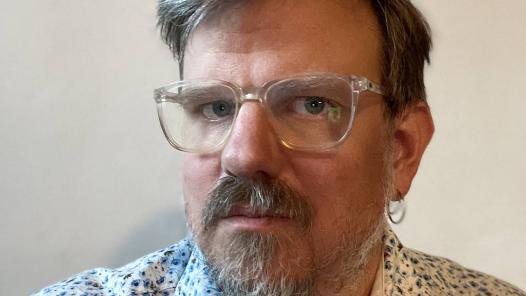 Medienjournalist Nick Lüthi