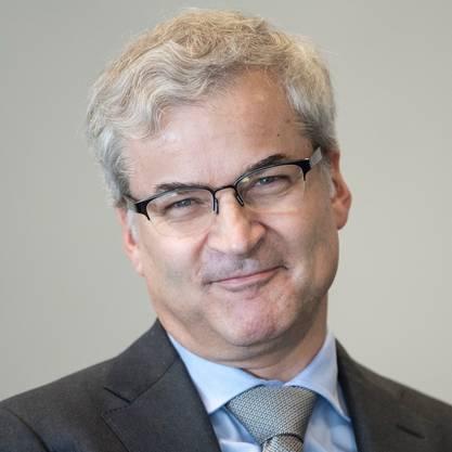 Markus Somm, Journalist und Historiker.