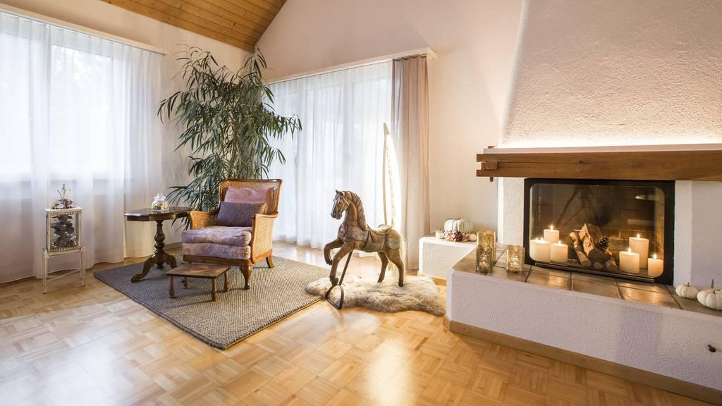 Hubacher Wohnzimmer-Umstyling nacher