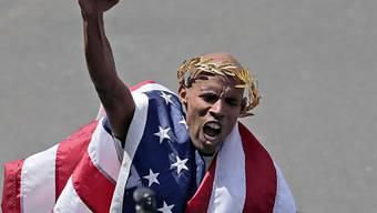 Erster amerikanischer Sieger in Boston seit 1983