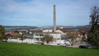 Das alte Färbi-Areal in Birrwil