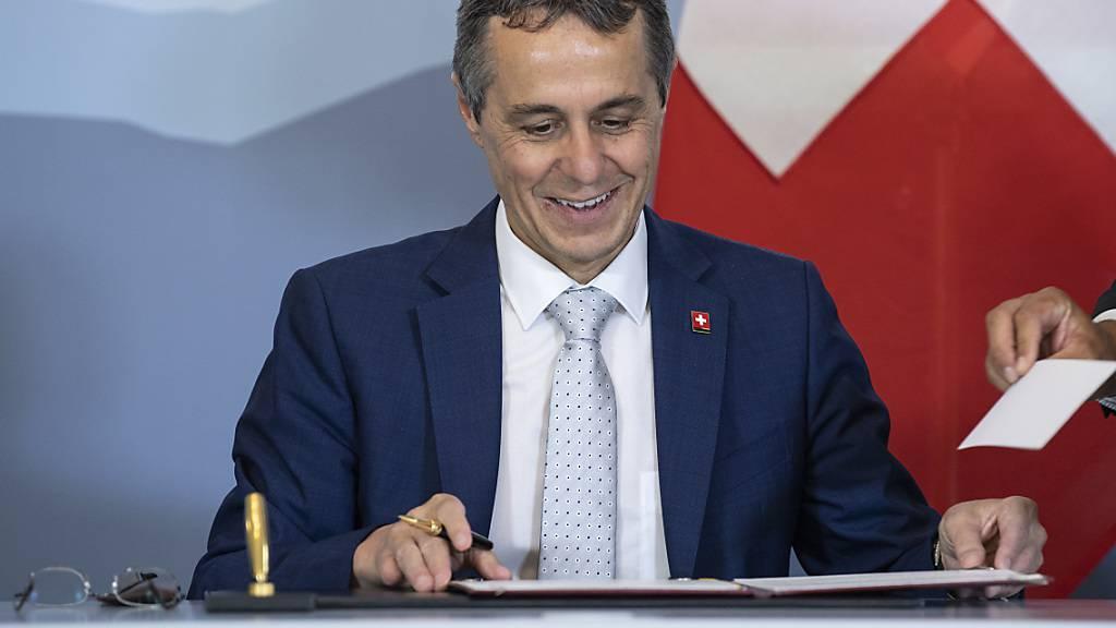 Waadt und Wallis ab Mittwoch nicht mehr auf belgischer Risiko-Liste