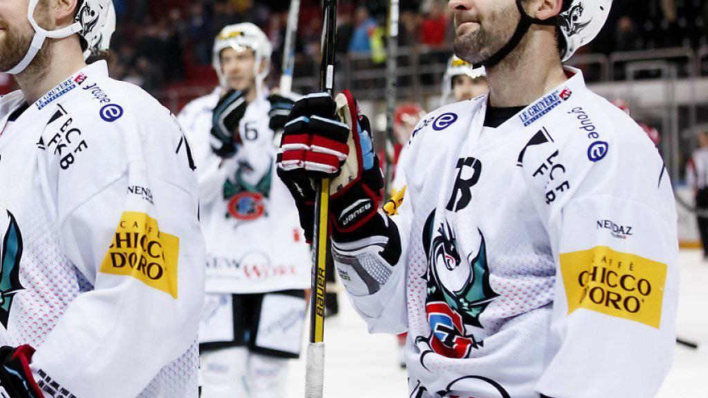 Fribourgs Nummer 13 sagt Adieu: Benjamin Plüss verabschiedet sich von der Hockey-Bühne