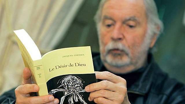 Während Lesung gestorben: Jacques Chessex (Archiv)