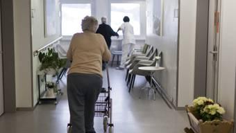 Laut dem Ständerat gibts in den Pflegeheimen kein Qualitätsproblem