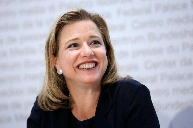 FDP-Nationalrätin Christa Markwalder begrüsst die Wahl Bidens.