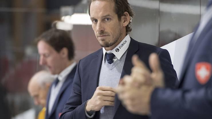 Der Schweizer Coach Patrick Fischer wurde am vergangenen Sonntag zum Trainer des Jahres gewählt