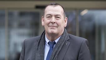 Hansjörg Huser (SVP), Einwohnerratspräsident von Wettingen.