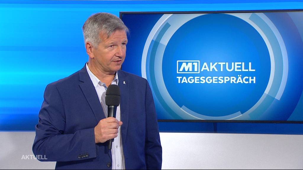 GastroAargau-Präsident Bruno Lustenberger über die Maskenpflicht für Servicepersonal