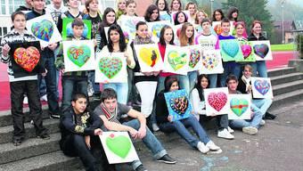 Baden zeigt Herz