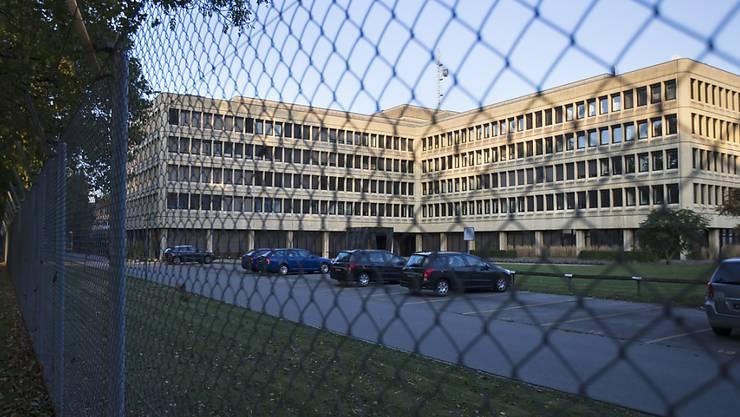 Der Nachrichtendienst des Bundes (NDB) - hier dessen Sitz im Departement für Verteidigung, Bevölkerungsschutz und Sport (VBS) in Bern. (Archiv)