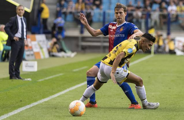 Fabian Frei ist Marcel Kollers verlängerter Arm.