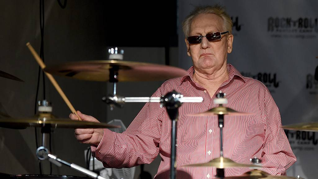Drum-Legende Ginger Baker ist tot