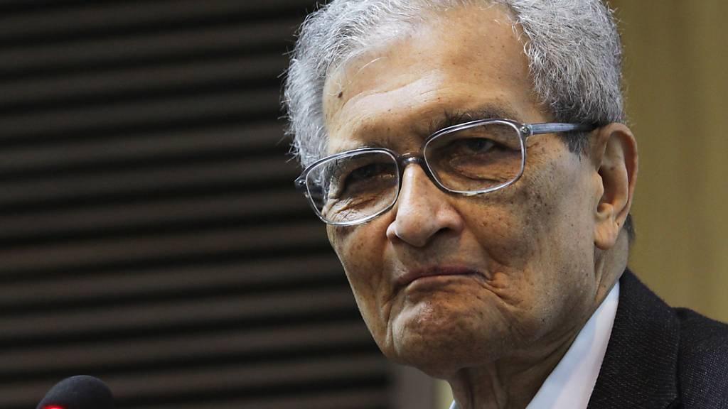 Friedenspreis für Amartya Sen: «Vordenker globaler Gerechtigkeit»