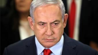 Benjamin Netanjahu. Keystone