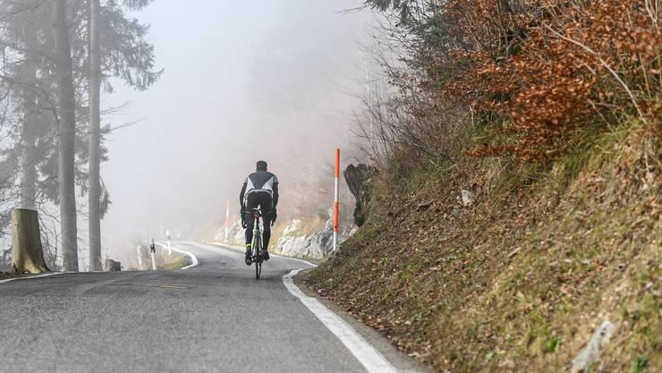 Weil sie Wanderwege und die Weissensteinstrasse kreuzt, ist die Bike-Strecke seit Jahren umstritten.