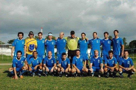 """Mannschaft """"Fussball ohne Grenzen"""""""
