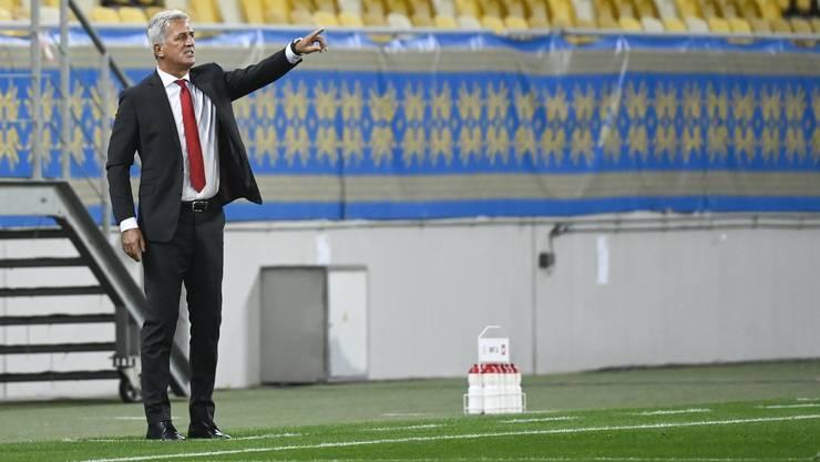 Vladimir Petkovic, Schweizer Nati-Trainer.