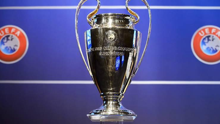 Die Champion League ist ab 2021/22 nicht mehr live auf SRF zu sehen