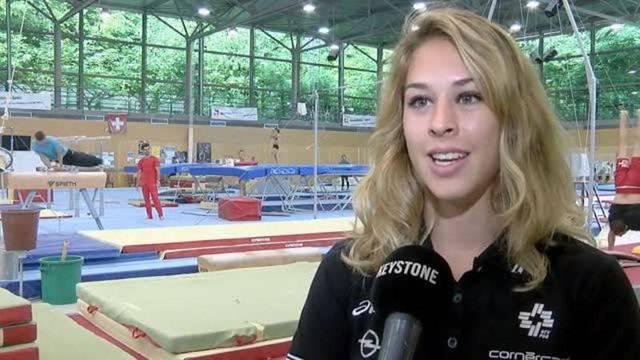 Giulia Steingruber: Wie gross ist der Druck an den Olympischen Sommerspielen?