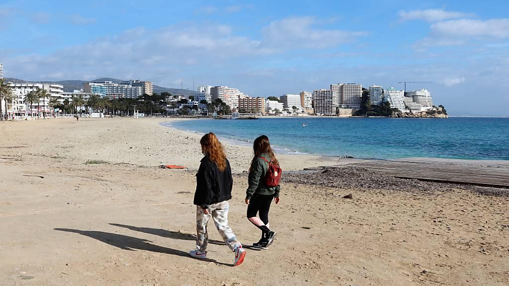 Deutsche Urlauber schwärmen von Ruhe auf Mallorca