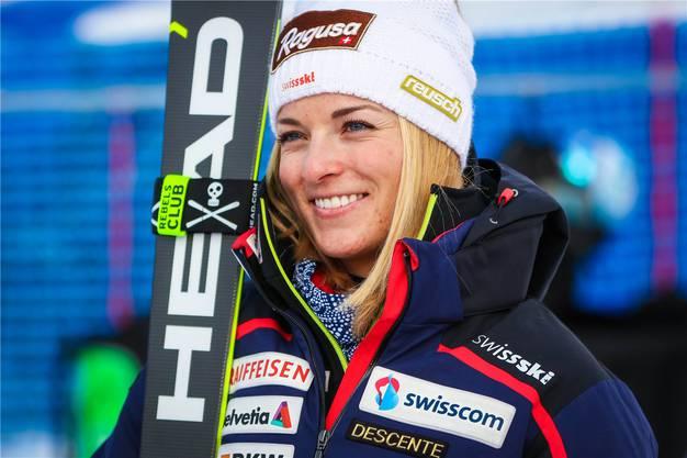 Die Frau ohne Titel: Fünfmal WM-Medaillen, aber nie Gold für Lara Gut.
