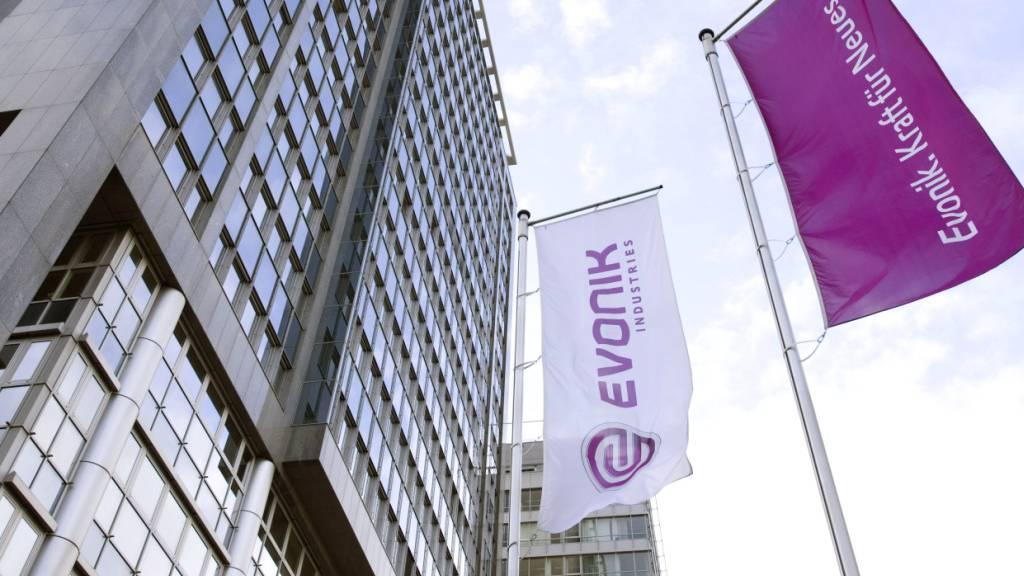 Evonik nach Zuwächsen im Quartal optimistischer für 2021