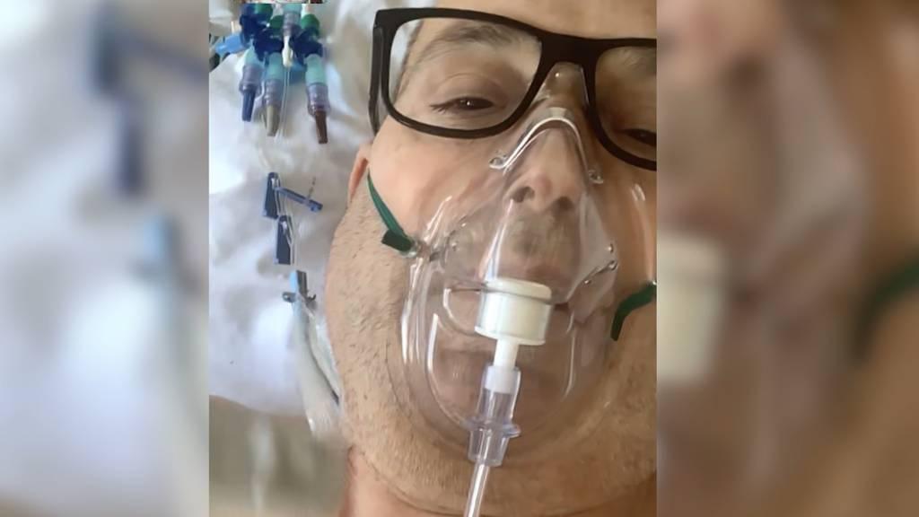 Wieder gesund: Raul Norinha hat Corona-Überlebenskampf gewonnen