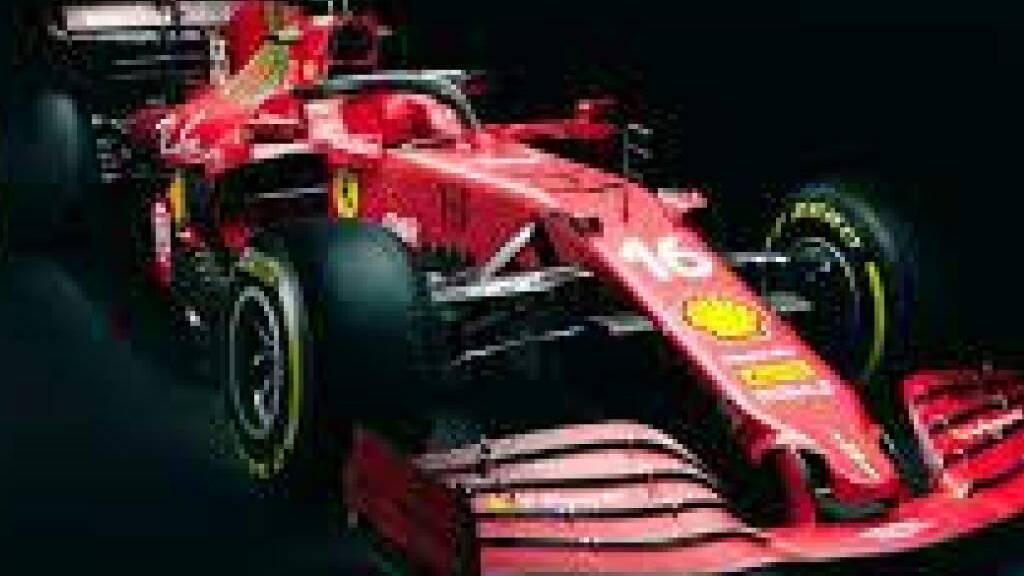 SF21 soll Ferraris Horrorjahr 2020 vergessen machen