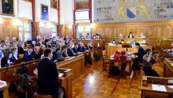 Der Kantonsrat hat den SVP-Vorstoss versenkt. (Archiv)