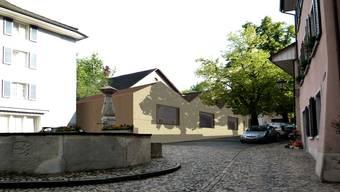 Die Laufenburger Stadtbehörde kann sich gut vorstellen, dass neben dem Gemeindeverband weitere Mieter in das angebaute Grundbuchamt einziehen werden.