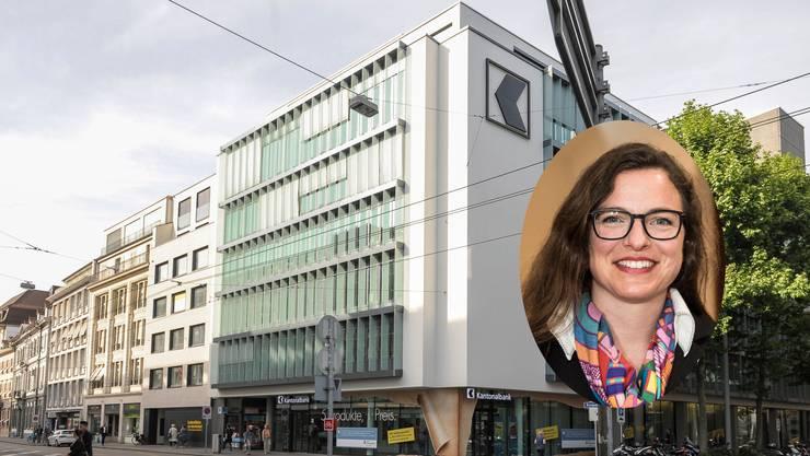 Die Situation um die Basler Kantonalbank hat sich merklich beruhigt. Simone Westerfeld wurde zur Vorsitzenden der Konzernleitung ad interim ernannt.