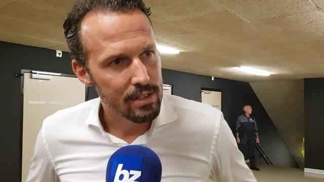 Marco Streller: «Die Entscheidung zur Entlassung ist am Donnerstagmorgen gefallen»