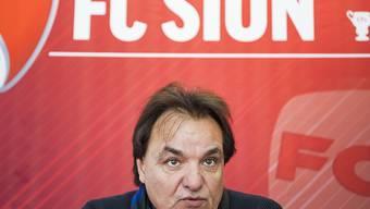 Christian Constantin akzeptiert den demokratisch gefällten SFL-Beschluss vom Freitag nicht