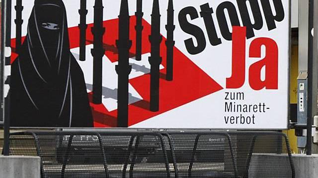 Schweiz soll das Bauverbot für Minarette aufheben