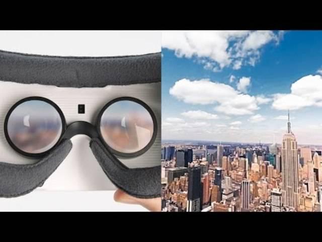 Neue Dimension: Die Gear VR von Samsung