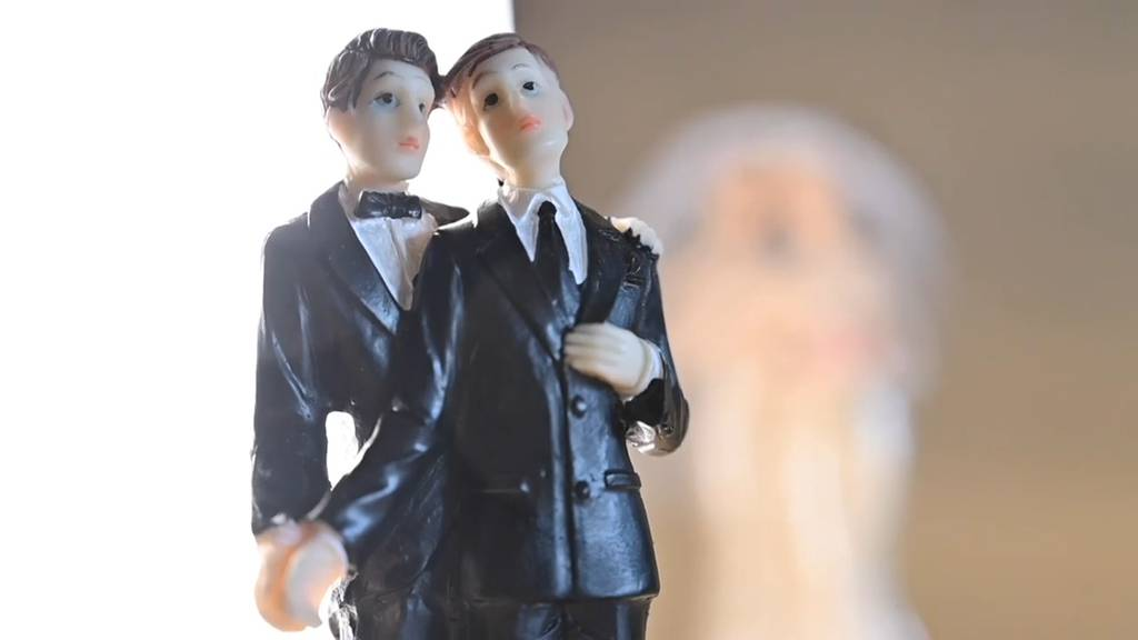 Kontroverse um Ehe für alle