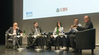 UBS-Wirtschaftsausblick 2019