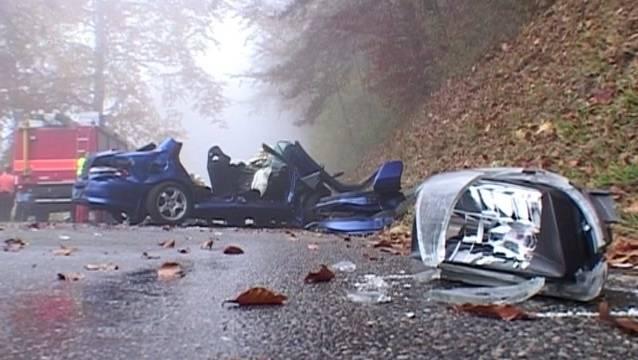 Der Mann hatte 2011 beim Überholen eine schwere Kollision verursacht. (Archiv)