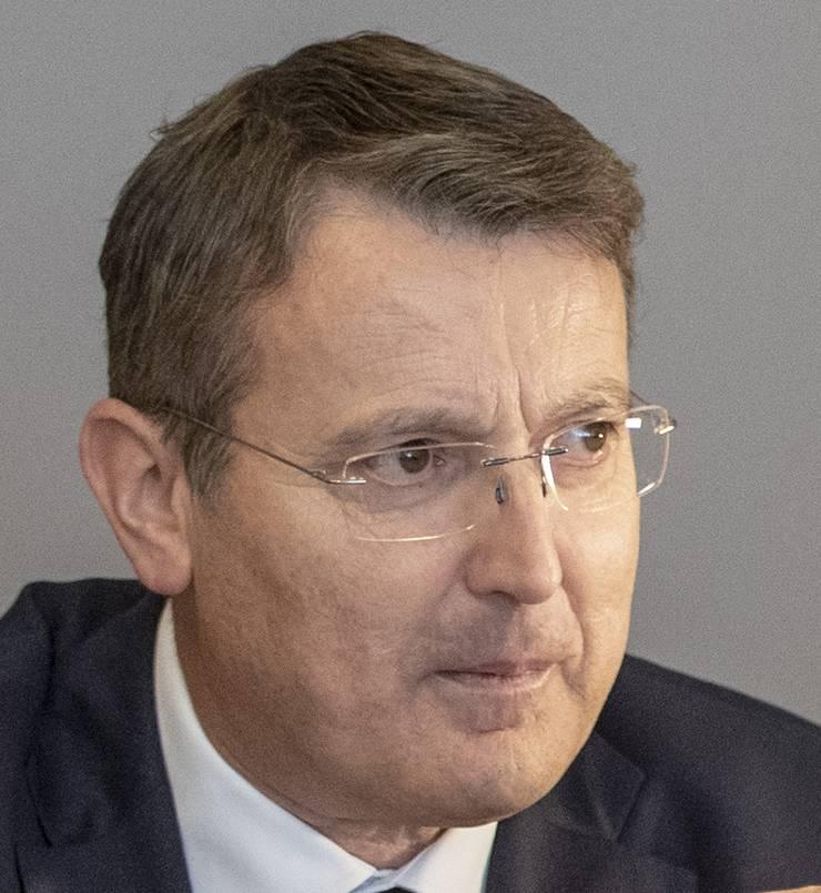 Thomas Burgherr, Präsident SVP Aargau