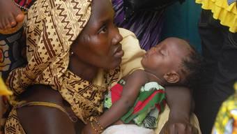 Die Sterberate bei Neugeborenen ist auf dem afrikanischen Kontinenten teilweise sehr hoch (Archiv)