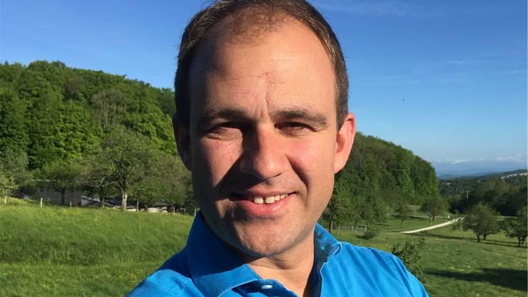 Designierter Gemeinderat von Hauenstein-Ifenthal: Stefan Berchtold.