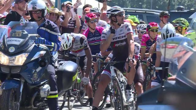 Tour de France verlässt Bern