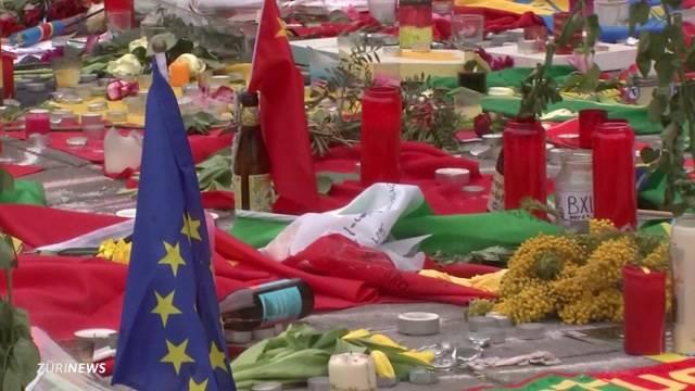 Brüssel: Suche nach Täter geht weiter