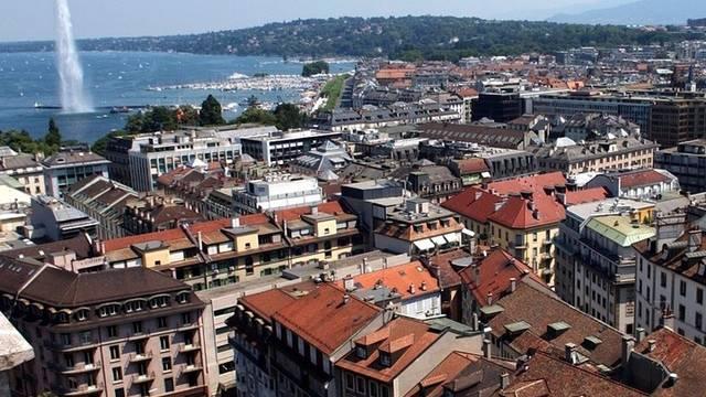 Immer mehr Menschen wohnen in Genf (Archiv)