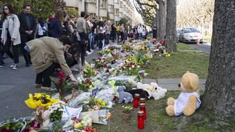 Trauermarsch für Ilias