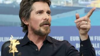 """US-Schauspieler Christian Bale spielt in der Politsatire """"Vice"""" Dick Cheney und mutet seinem Körper dabei einiges zu. (Archiv)"""