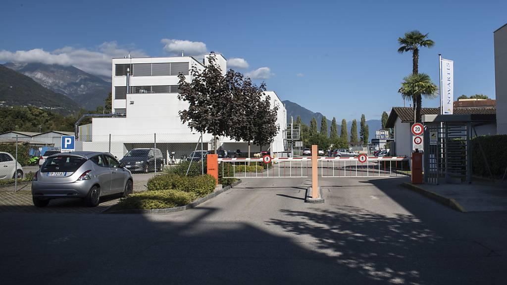Novartis will bis 2023 Standort in Locarno schliessen