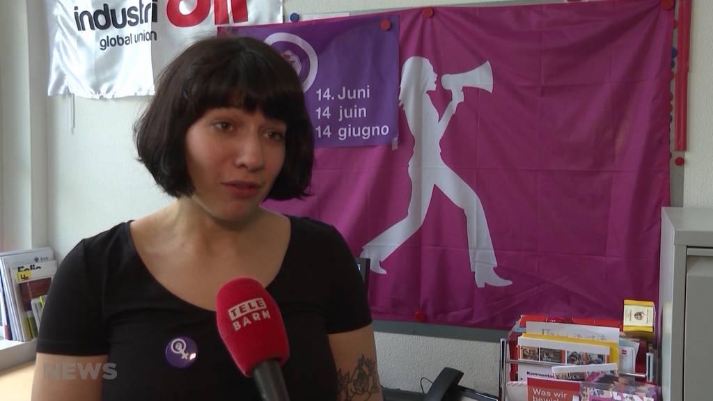 Drei Frauen, drei Stimmen, drei Fragen zum Frauenstreik